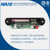 Bluetooth 원격 제어 MP3 차 오디오 암호해독기 칩 지원 기록