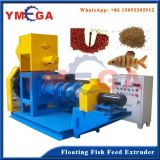 مصنع مباشرة يعوم سمكة تغطية كريّة طينيّة آلة