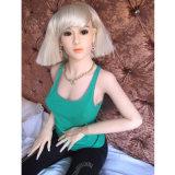 Wmdoll 163cm Volwassen Doll van Doll van het Geslacht TPE