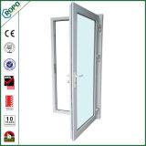 Двери шарнира двери патио Casement двойной застеклять UPVC