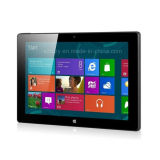 "10.1 "" tablettes PC de Windows 10 de tablette de faisceau de quarte d'Intel Z3735g"