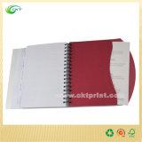 Offsetspiralbindung-Anmerkungs-Buch-Druck (CKT-NB-411)