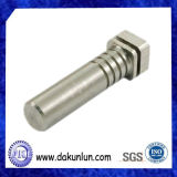 Fil de la partie du matériel de précision Boulon à vis carré en acier inoxydable