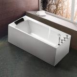 Vasca da bagno semplice acrilica indipendente con il Ce Acs Saso di Upc