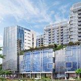 Glace Tempered de construction personnalisée pour Windows en aluminium et des portes