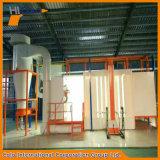 Cabine de pulverizador plástica do pó do PVC da recuperação grande do ciclone segundo
