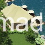 Openlucht Gebeurtenissen, Partijen, de Tenten van de Safari van het Huwelijk voor Verkoop