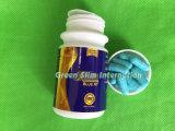 Comprimidos brancos do suplemento dietético de perda de peso da pérola de Lida
