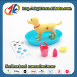 De promotie Reeks van het Spel van het Stuk speelgoed Plastic Mini Dierlijke