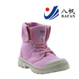 Injection Canvas Top Casual Boots Bf161020