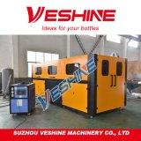 Máquina que sopla automática para la botella del plástico del animal doméstico