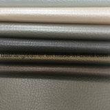Кожа драпирования PVC охраны окружающей среды декоративная