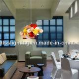 Caldo! Lampade Pendant di legno naturali variopinte moderne per illuminazione