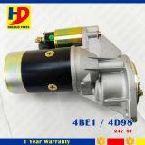 moteur de démarreur moteur de 4be1 4D98 pour Isuzu