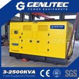 60Hz Chinese Geluiddichte Diesel 200kVA/250kVA van de Motor Generator