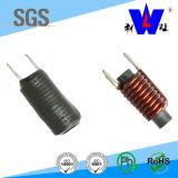 Inductores de la base de Rod de la ferrita, inductor fijado barra de la bobina de la ferrita