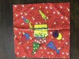 1/4 de impressão de Flexo do papel de tecido do guardanapo da cor da dobra que faz a máquina