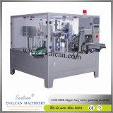Máquina automáticas de empacotamento e selagem de sacolas de sacos pré-fabricados de açúcar automático
