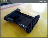 Châssis en caoutchouc de chenille pour des machines