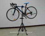 自転車修理フレームか自転車の立場のバイクの陳列台
