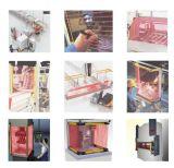 Dispositivos protetores da segurança mecânica da máquina