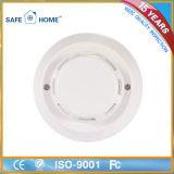 Detector de humos convencional del sistema de alarma de la seguridad casera