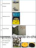 Давление силы 45ton рамки c одиночное мотылевое с моторами Тайвань Teco, умирает давление штемпеля с клапаном соленоида двойника Taco японии