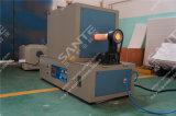 1400c実験室の実験のための二重温度帯の回転煙管の炉