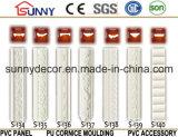 Оптовые относящие к окружающей среде декоративные прессформы полиуретана панели PU обыкновенные толком