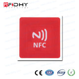 Etiqueta Elegante Clásica de MIFARE 4k NFC para Hacer Publicidad