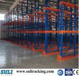 Sistema industrial del tormento de la paleta para el almacenaje