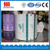 Empaquetant, impression, papier de papier d'aluminium