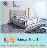 Gewebe-Königin-Bett-Rahmen G1161
