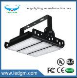 最もよい価格IP65 16500lm± 5%の内腔160W LEDのトンネルライト150W改装ライト