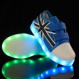 Van de Nieuwe Model LEIDENE van de LEIDENE Schoenen 2016 van Cacvas LEIDENE Lichte Jonge geitjes van Loopschoenen Schoenen voor Girls&Boys