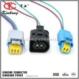 Kinkong Automotive Diesel Inyector conector del conjunto de arnés de cableado de las coletas
