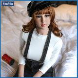 140cm 25kg realista Janpanese amor del silicón muñeca adulta