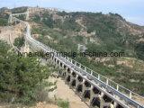 Örtlich festgelegter Langstreckenbandförderer für Stahlwerk