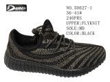 第50627在庫の女性のスポーツの靴のスリップ