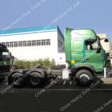 Fábrica HOWO A7 Zz4257n3247n1b Trator para reboque 60 toneladas