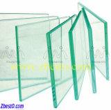 Het aangepaste Aangemaakte/Gelamineerde Architecturale Glas van de Staaf van de Wacht voor het Project van Treden