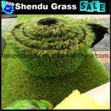 Herbe artificielle de paysage 23mm avec design OEM