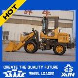 11 anos carregador pequeno dianteiro experiente da roda de China de mini