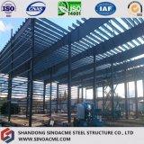 Stahlkonstruktion-Handelsgebäude für Einzelhandelsgeschäft/System