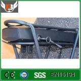 Pack batterie du lithium 10s5p du cas 24V 10 de poissons argentés de qualité oh pour la batterie électrique de vélo