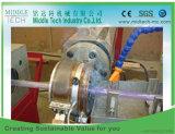 PE/PP/PVC sondern die gerunzelte Wand und Garten-Schlauchleitung-Maschine aus