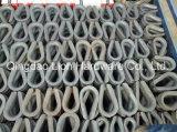DIN6899b/G411/dedal de acero galvanizado G414