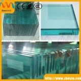 Transparent Tempered/Laminated Balustrade/Balusters Balcony Safety Float Glass Manufacturer