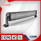 100% убеждает CREE 120W СИД Truck Light Bar 20 Inch