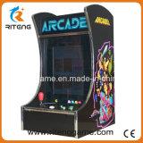 De muntstuk In werking gestelde Bovenkant van de Lijst van de Machine van de Arcade met 60 Spelen